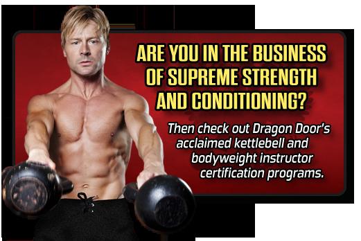 Kettlebell Banner