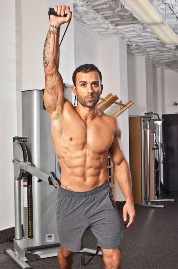 Angelo Grinceri Intrinsic Strength Training