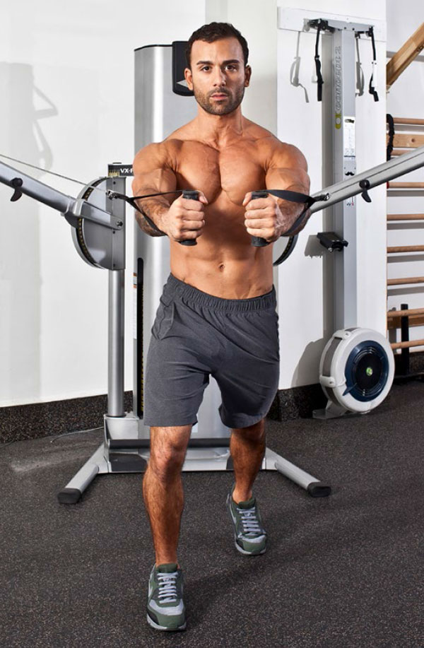 Angelo Intrinsic Strength Training Creating a compatible chest IST