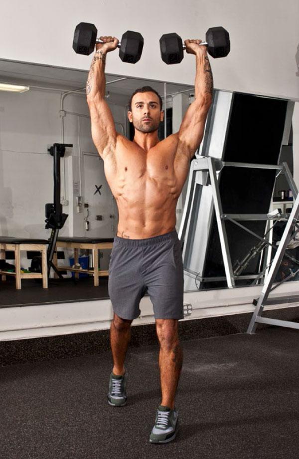 Angelo Grinceri Intrinsic Strength Training Shoulder Presses