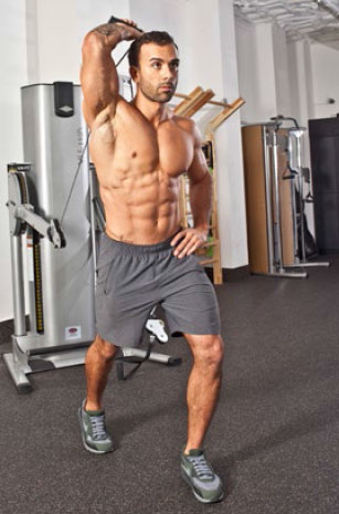 Angelo Grinceri Intrinsic Strength Training Articulating Arms