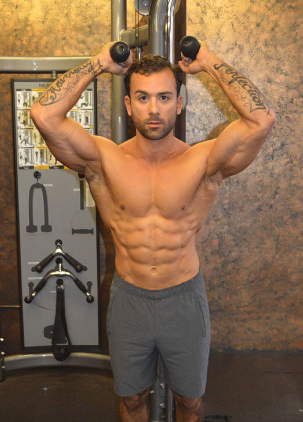 Angelo Grinceri Intrinsic Strength Training Abdominal Focus