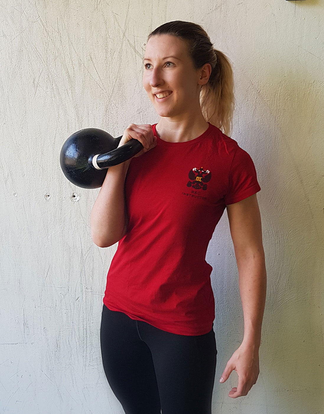 Anna Vietz, RKC Instructor
