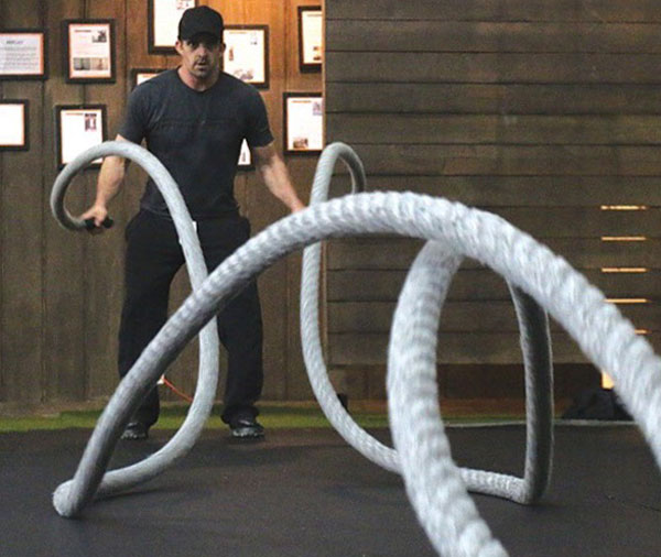 Battling Ropes Instructor Certification Course