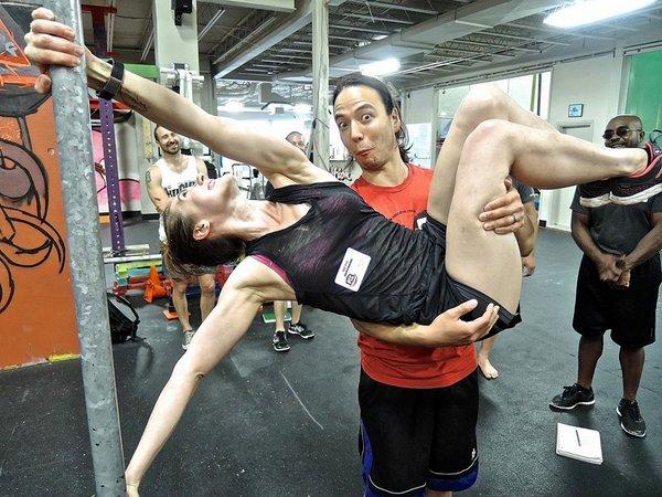 Beth and Eric Bergmann At PCC