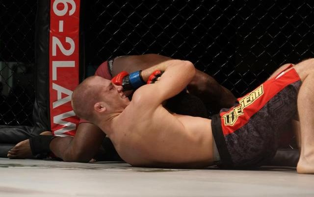 Bobby Moffett MMA Fight