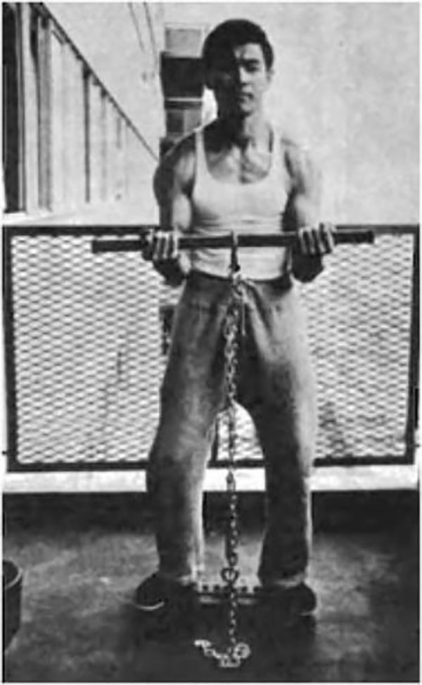 Bruce Lee Isometrics