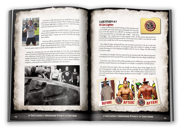 Case Study Pages Zach Even-Esh Encyclopedia of Underground Strength and Conditioning