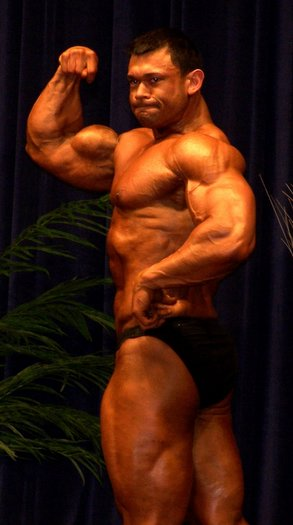 Christian Arai Bodybuilding Contest