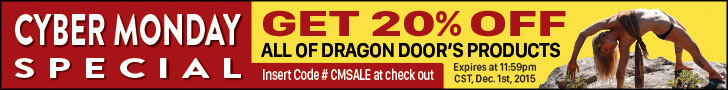 Dragon Door Cyber Monday Special 2015