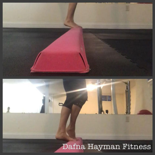 Dafna Foot Exercise Stimulus