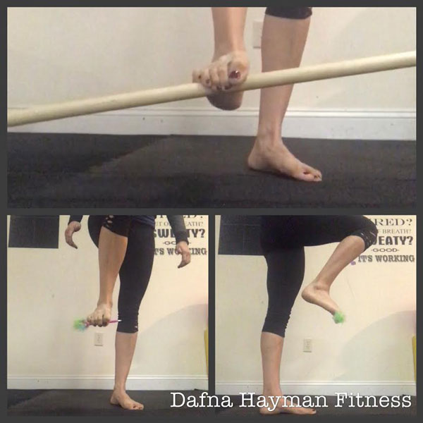 Dafna Foot Exercise