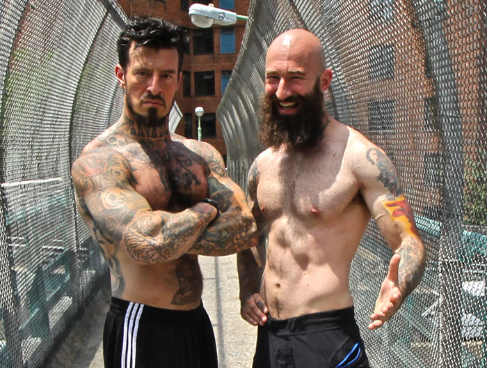 The Street Workout 50 Push-up Challenge Results | Dragon Door