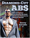 Danny Kavadlo Diamond-Cut Abs