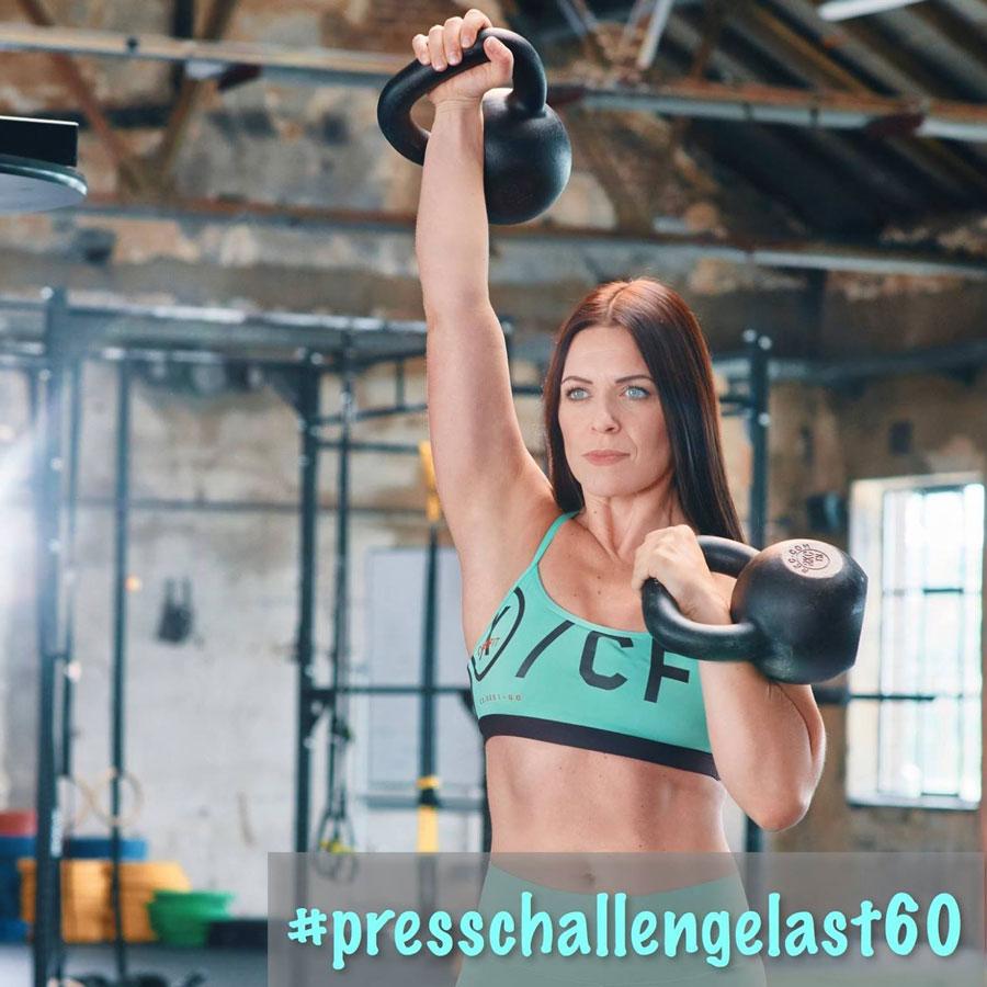 Dorothee Appel Press Challenge