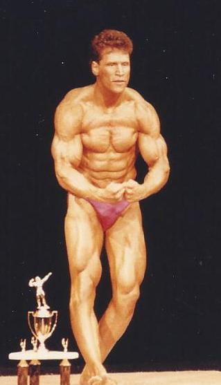 Dr Steven Horwitz Bodybuilding