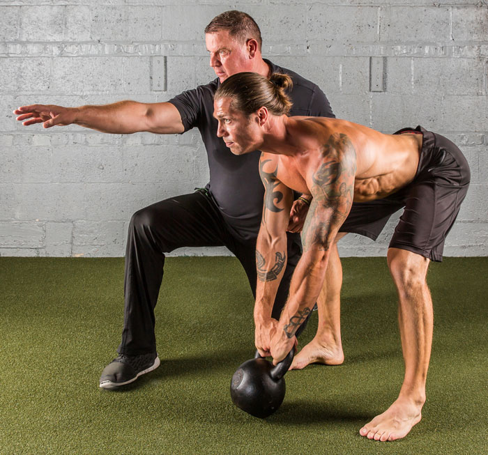 Dragon Door HKC HardStyle Kettlebell Certification Dan John