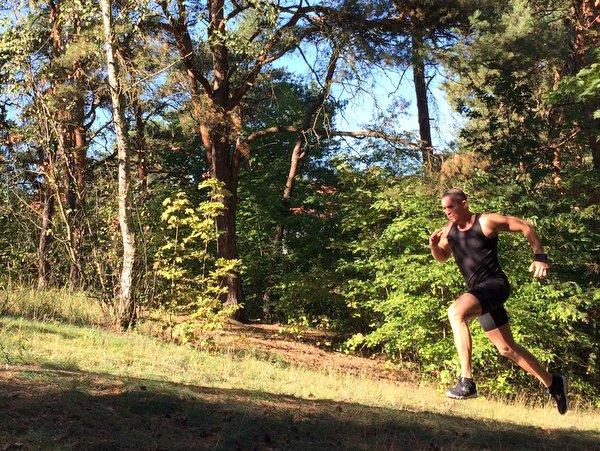 Filip Dryla Hill Sprints