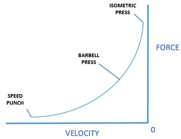 Force Velocity Graph