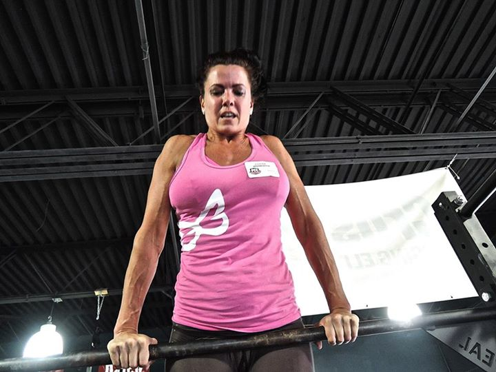 Freda Mooncotch Muscle-Up at the PCC