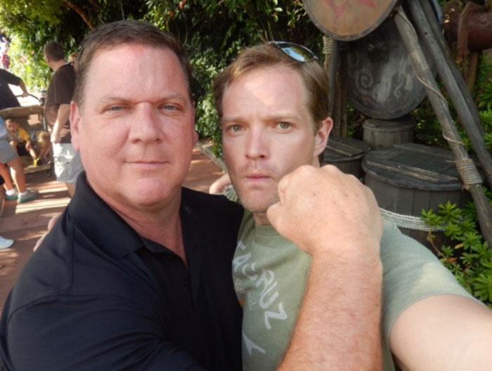 Geoffrey Hemingway and Dan John