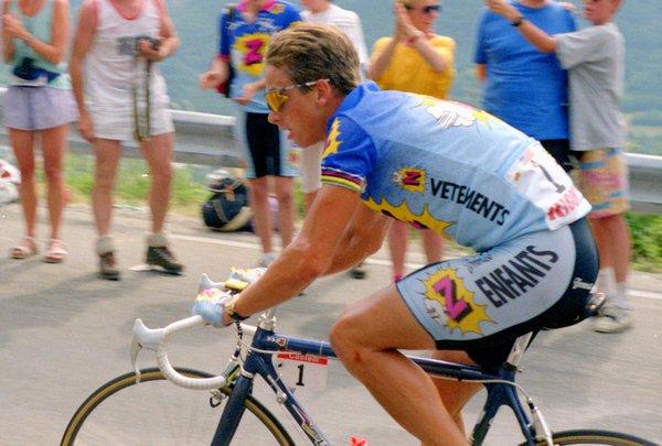 Greg LeMond Alpe D'Huez hires
