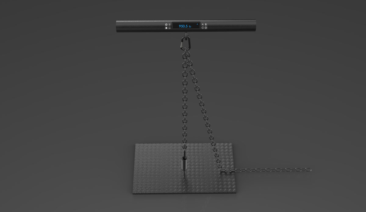 ISOCHAIN Isometric Strength Training Device