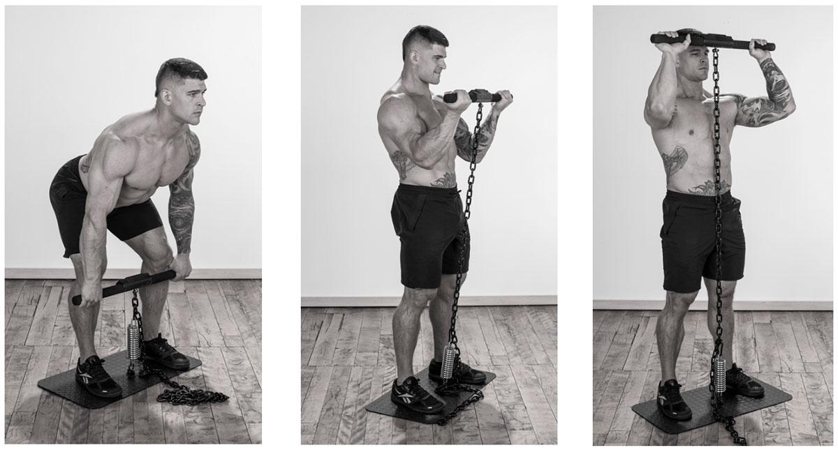 Isochain Promethean Workout