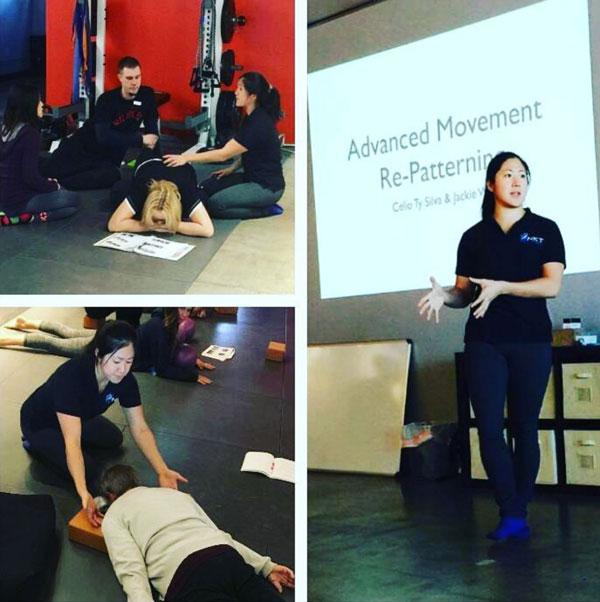 Jackie Wu Neurokinetic therapy
