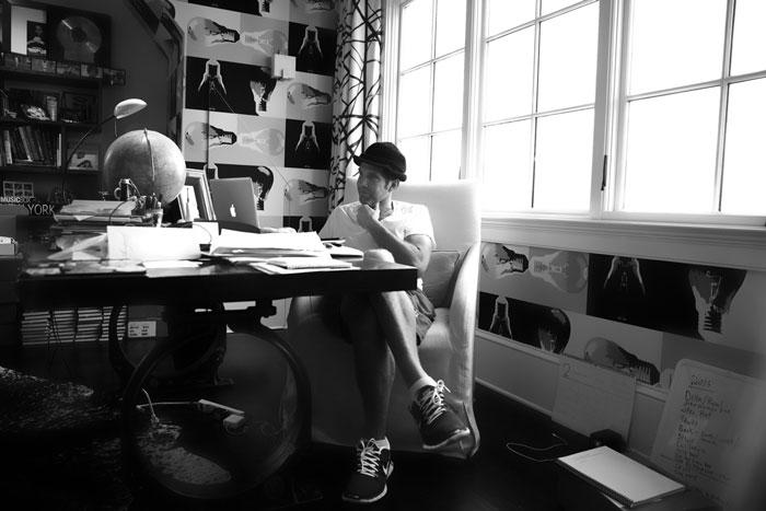 Jesse Itzler In Office