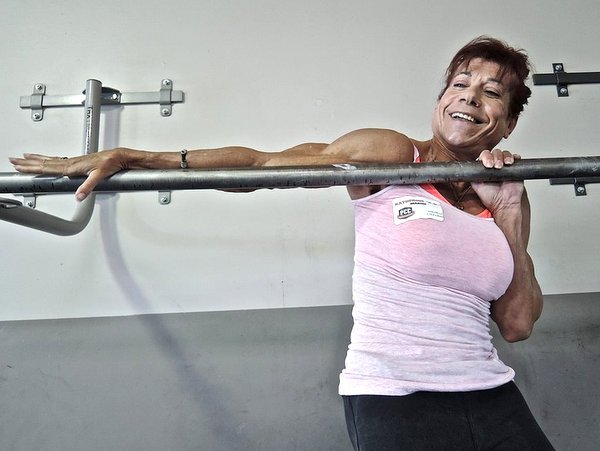 Katherine Marini, PCC Archer Pull -Up