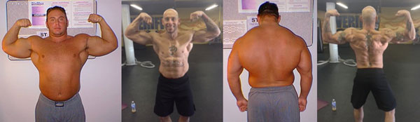 Keith Veri 2014 Before and After Transformation