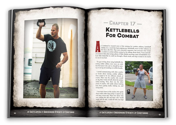 Kettlebell Training Zach Even-Esh Encyclopedia of Underground Strength and Conditioning