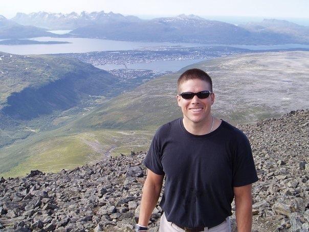 Lance Monteau in Norway 2003