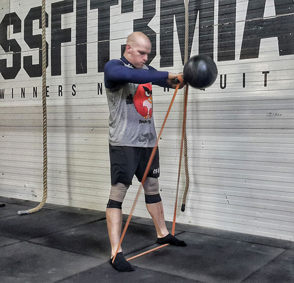 Maciej Bielski Bands and Kettlebells
