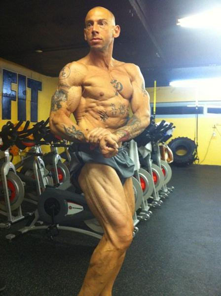 RKC Instructor Keith Veri's first NPC show in 2011