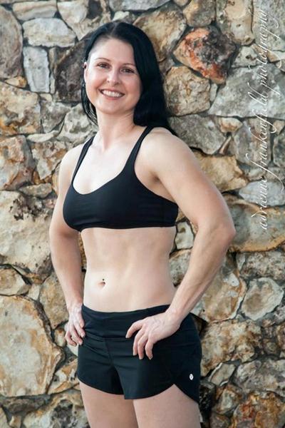 Adrienne Harvey Health and Strength 2016 Presenter