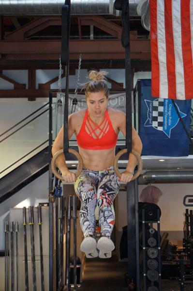 Anne Reuss Ring Muscle-Ups
