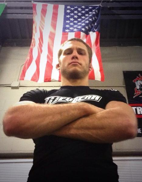 Bobby Moffett MMA Headshot