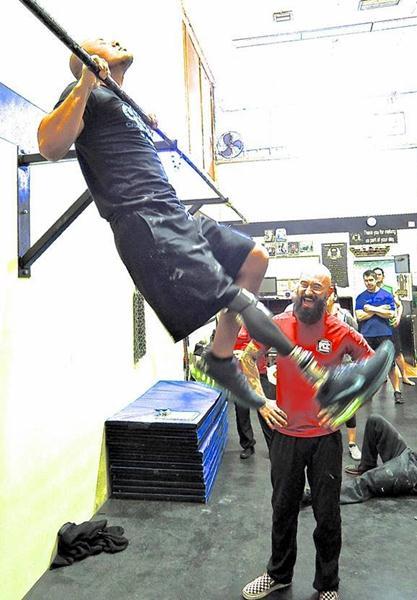 David Rodriguez Century Test