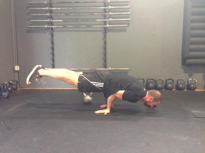 Floor Elbow Lever