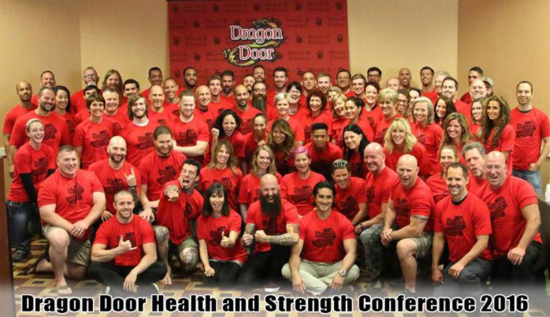 Dragon Door Health and Strength Conference 2016