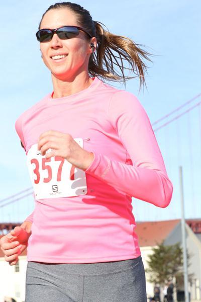 Jenn Burke Running