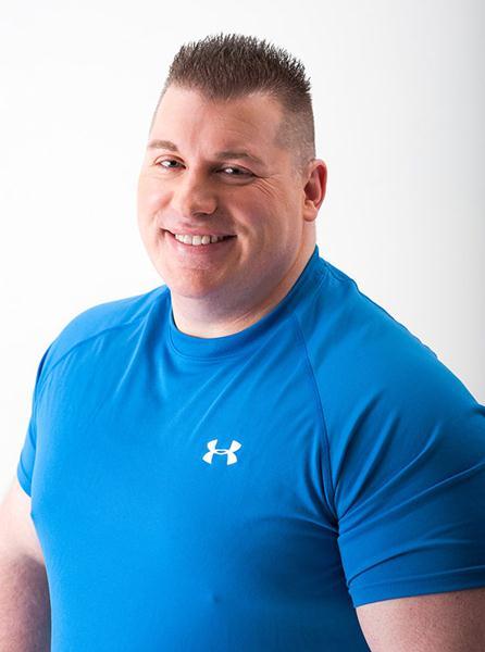 Jon Bruney Health and Strength Presenter