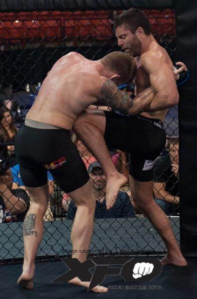 Lawrence Dunning MMA fight