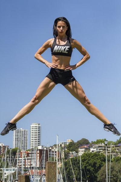 Noemi N Nagy Jump