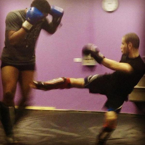 RamyDaoudSparring3