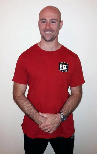 Stephen Llewellyn PCC Instructor
