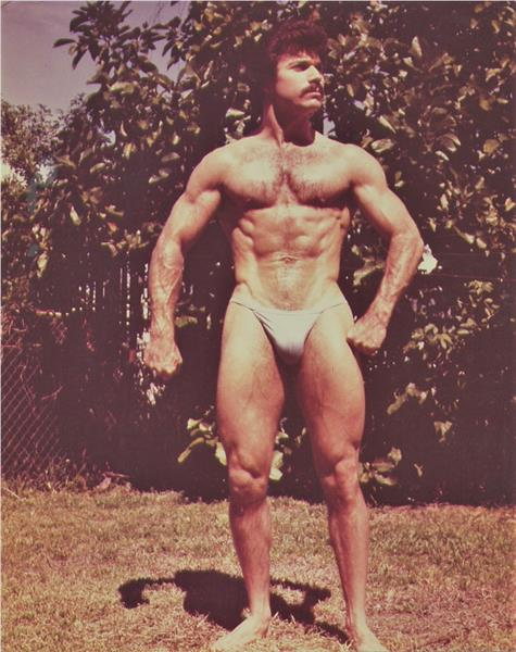 Terry Joel Bodybuilding 1981