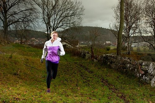 Malin Kirjonen Running in Sweden
